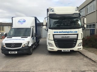 one2one road freight